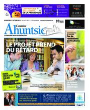 Le Courrier Ahuntsic – 17 octobre 2018