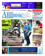 Le Courrier Ahuntsic – 24 octobre 2018