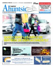 Le Courrier Ahuntsic – 31 octobre 2018