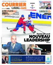 Courrier Laval (mercredi) – 10 octobre 2018
