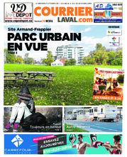 Courrier Laval (mercredi) – 17 octobre 2018