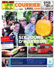 Courrier Laval (mercredi) – 24 octobre 2018