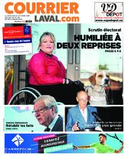 Courrier Laval (mercredi) – 31 octobre 2018