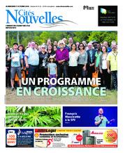 Cités Nouvelles – 17 octobre 2018