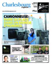 Charlesbourg Express – 17 octobre 2018