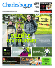 Charlesbourg Express – 24 octobre 2018