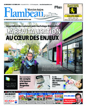 Le Flambeau – 17 octobre 2018