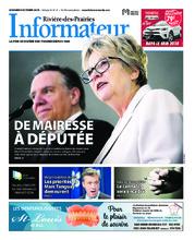 L'Informateur RDP – 9 octobre 2018