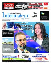 L'Informateur RDP – 30 octobre 2018