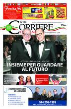 Corriere Italiano – 25 octobre 2018