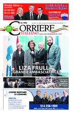 Corriere Italiano – 1 novembre 2018