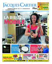 Journal le Jacques-Cartier – 10 octobre 2018