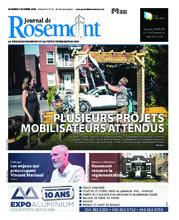 Journal de Rosemont/Petite Patrie – 9 octobre 2018