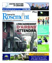Journal de Rosemont/Petite Patrie – 16 octobre 2018