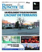 Journal de Rosemont/Petite Patrie – 23 octobre 2018