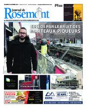 Journal de Rosemont/Petite Patrie – 30 octobre 2018