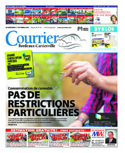 Courrier Bordeaux-Cartierville – 17 octobre 2018