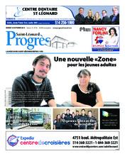 Progrès Saint-Léonard – 16 octobre 2018