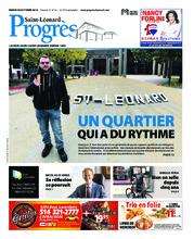 Progrès Saint-Léonard – 30 octobre 2018