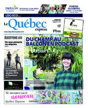Le Québec Express – 10 octobre 2018