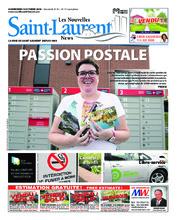 Nouvelles St-Laurent News – 10 octobre 2018