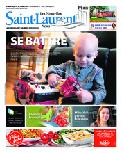 Nouvelles St-Laurent News – 17 octobre 2018