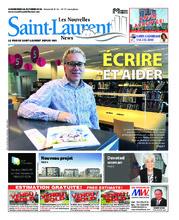 Nouvelles St-Laurent News – 24 octobre 2018