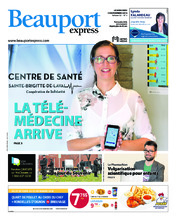 Beauport Express – 14 novembre 2018