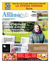 Le Courrier Ahuntsic – 14 novembre 2018