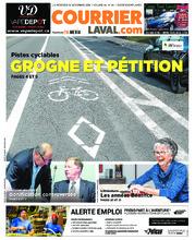 Courrier Laval (mercredi) – 14 novembre 2018