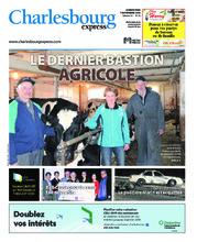 Charlesbourg Express – 7 novembre 2018