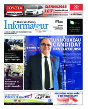 L'Informateur RDP – 13 novembre 2018