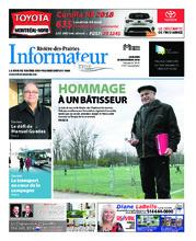 L'Informateur RDP – 20 novembre 2018