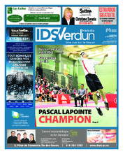 Le Magazine Île-des-Soeurs – 21 novembre 2018