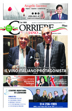 Corriere Italiano – 7 novembre 2018