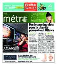 Journal Métro – 27 novembre 2018