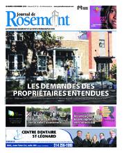 Journal de Rosemont/Petite Patrie – 6 novembre 2018