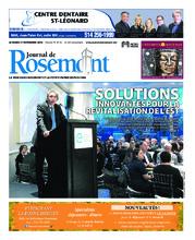 Journal de Rosemont/Petite Patrie – 27 novembre 2018