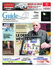 Guide de Montréal-Nord – 6 novembre 2018