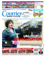Courrier Bordeaux-Cartierville – 7 novembre 2018