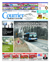 Courrier Bordeaux-Cartierville – 21 novembre 2018