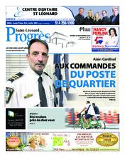 Progrès Saint-Léonard – 20 novembre 2018