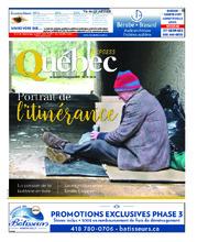 Le Québec Express – 7 novembre 2018