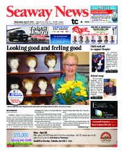 Seaway news – 4 avril 2018
