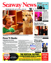 Seaway news – 11 avril 2018
