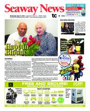Seaway news – 18 avril 2018