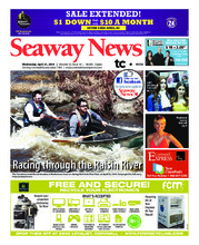 Seaway news – 25 avril 2018