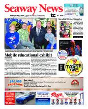 Seaway news – 2 mai 2018