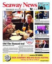Seaway news – 9 mai 2018