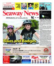 Seaway news – 6 juin 2018